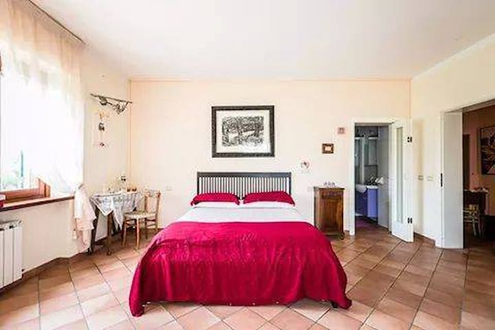 B&B Tre Civette sul Comò - Cartoceto - Bed & Breakfast