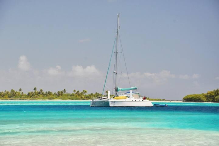 """Croisiere-Ocean  """"Boat & Breakfast"""""""