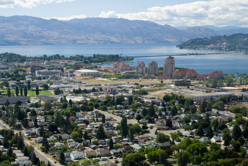 City of Kelowna, B.C.