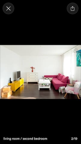 Light & Spacious Room in Mitte - Berlin - Rumah