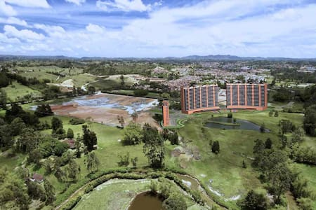 Gorgeous Condo near Int. Airport w Amazing View - Rionegro - Pis