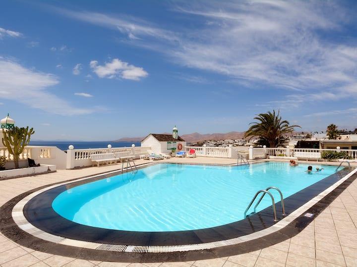Apartment Solei Pdc Sea Views Share Pool wifi 9