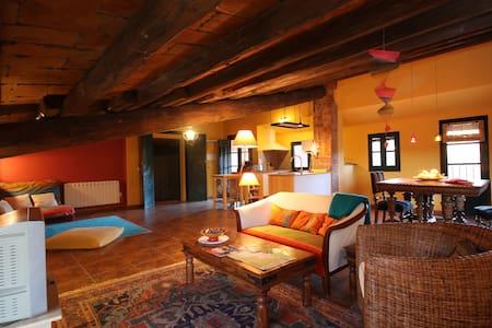 Loft Hindú, apartamento romántico - Vimbodí Poblet - Flat
