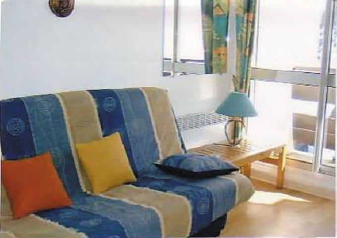 Appartement La Mongie Bagneres de Bigorre - Bagnères-de-Bigorre - Appartement