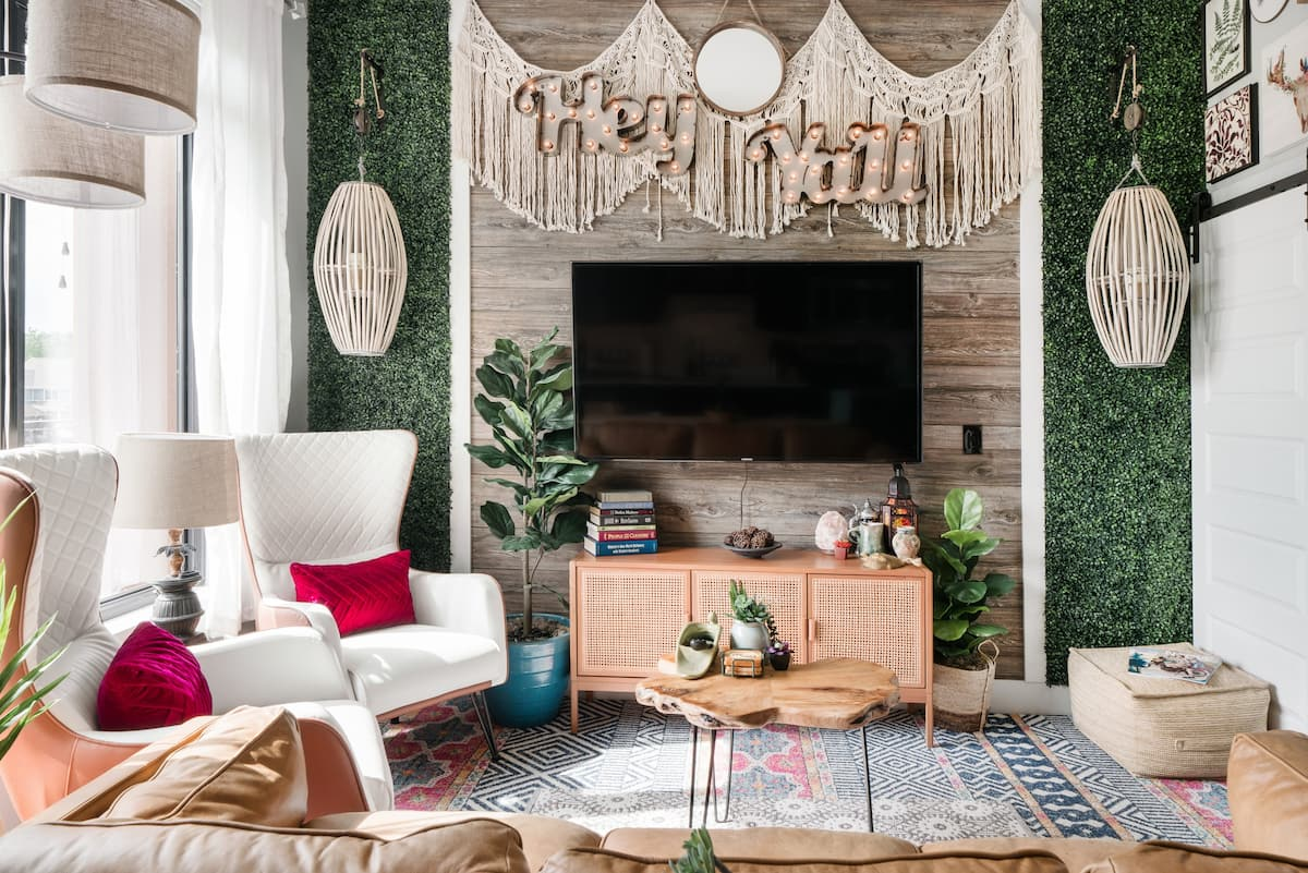 Bohemian Luxe Apartment Near Hip Venues in The Nations