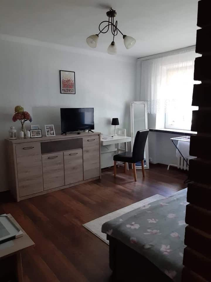 Studio in the heart of Kutno