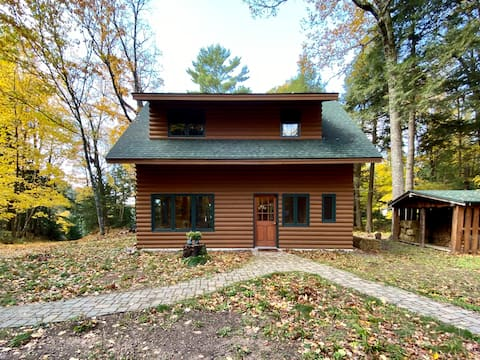 Up North Gem on Diamond Lake in Bayfield County