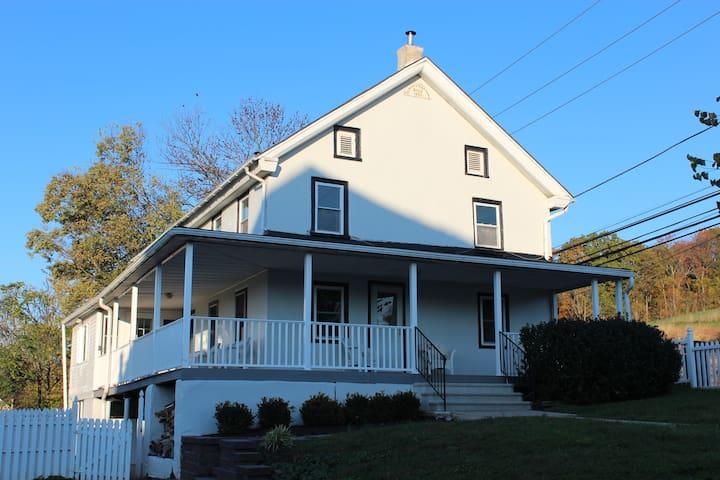Horse Farm - Farm House