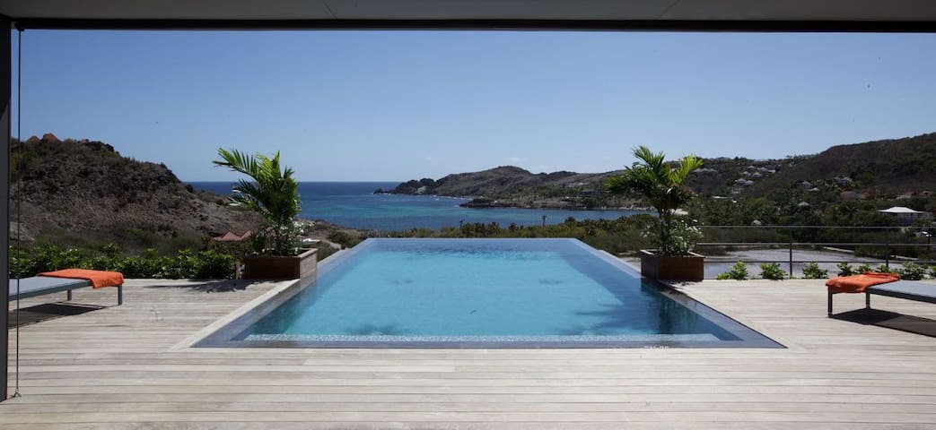 Amethyste - Ideal for Couples and Families, Beautiful Pool and Beach - Cul-de-Sac - Villa