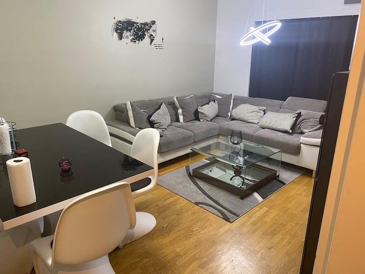 Appartement meublé situé à Roi-Baudouin Bruxelles