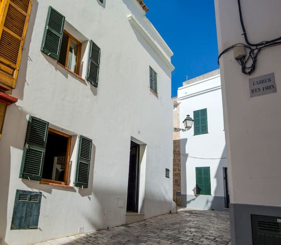 House in the centre of Ciutadella