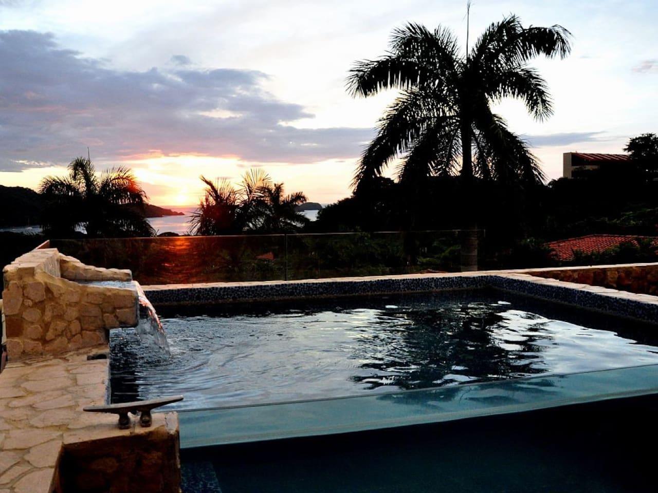Villa Estrella Sunset