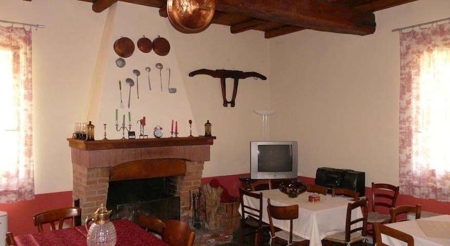 Agriturismo La Riccardina - Budrio - Apartament