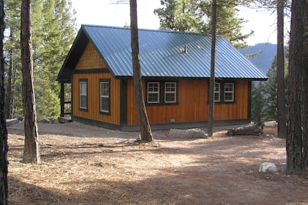 Whispering Pines, Flathead Lake Cabins