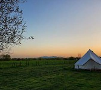Worcester Glamping - Bell Tent