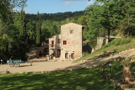 Appartamento nel Chianti al Mulino dell'Argenna - Barberino Val D'elsa