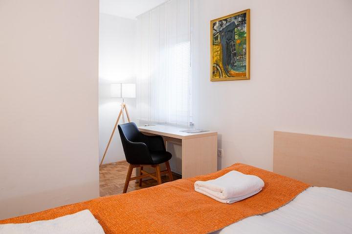 Single Room at Guesthouse Vovko near Novo mesto