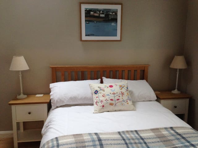 En-suite double room near station - Haslemere