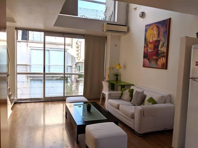 Loft-DUPLEX w/ Private Terrace-Palermo Soho!!