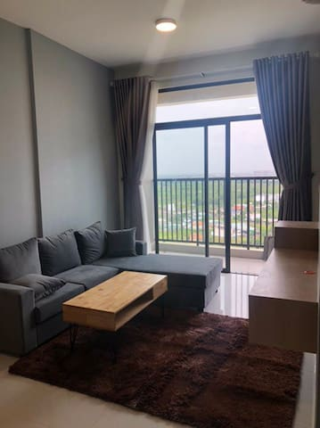 Apartment Khang Dien Jamila for rent