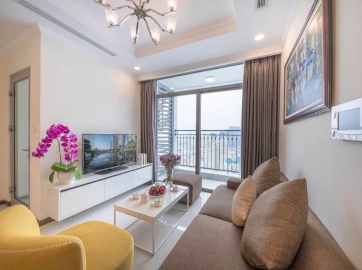 Landmark plus-2bedroom. ThuThu airbnb