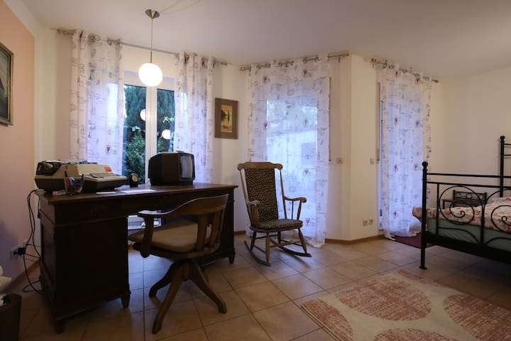 1 room appartment in Trossingen nearby university - Trossingen - Квартира