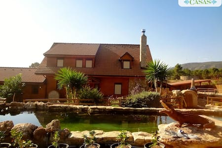 Villa Cabra del Camp for 21 guests! - Cabra del Camp - Dům