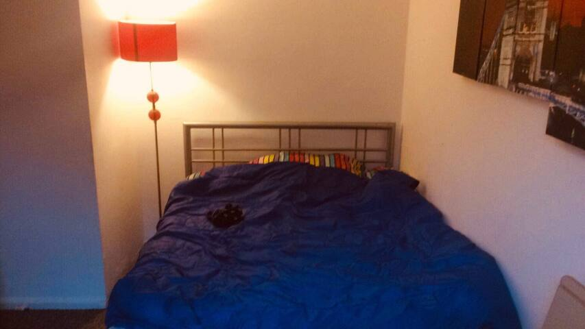 The best price for double room in London.