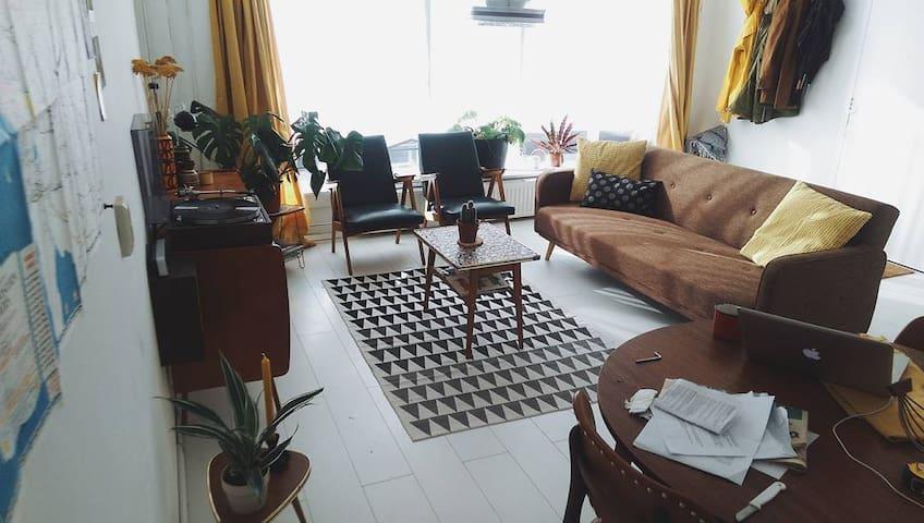 Private Retro/vintage appartement - Utrecht - Appartamento