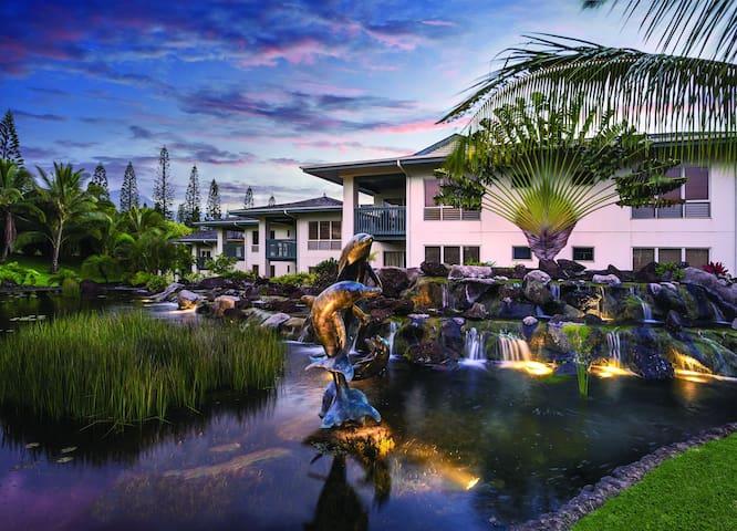 Kauai getaway ★ 2 Pools   Tennis Court   Hot Tubs