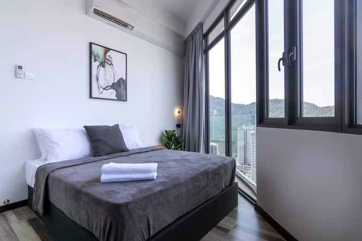 (2 Bedrooms) ARTE S SERVICED APRTMENT - PENANG