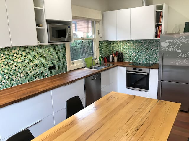 Newly renovated kitchen, all new appliances