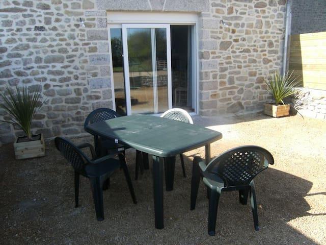 maison plain pied - Néville-sur-Mer - Casa de férias