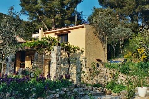 Studio + terrasse : plats à emporter, Verdon, lacs