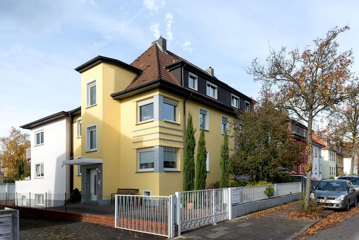 Close to Frankfurt and beautiful! - Neu-Isenburg - Apartemen