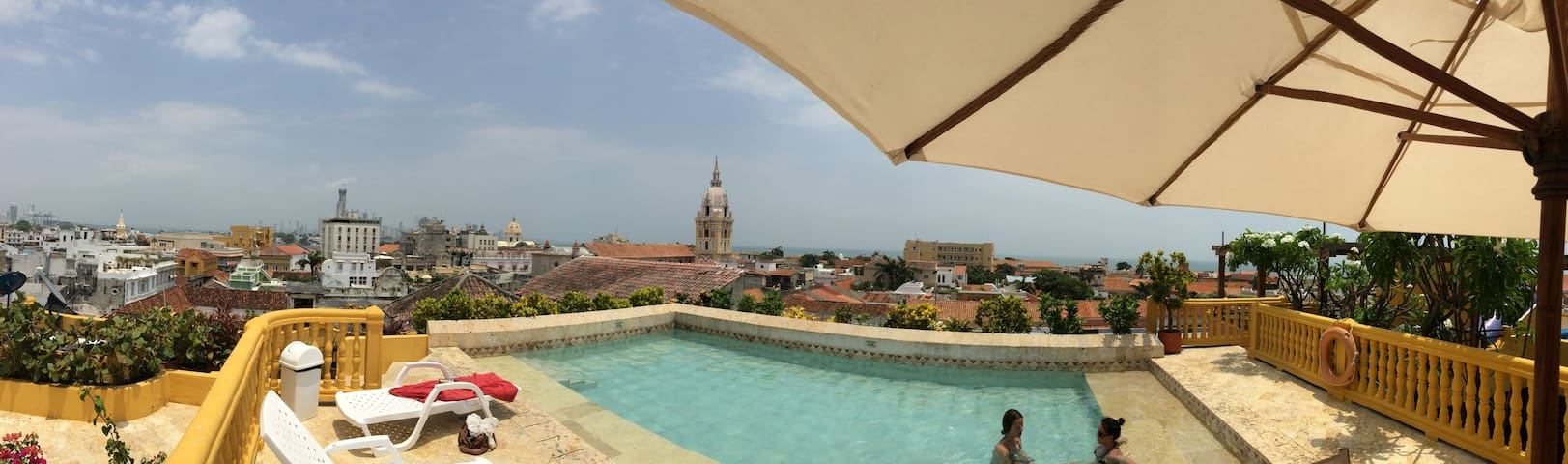 2 Bedroom Apartment in Historical Center Cartagena - Cartagena - Apartmen