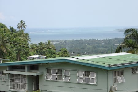 2 bedroom ground floor apt with great sea view - Apartment