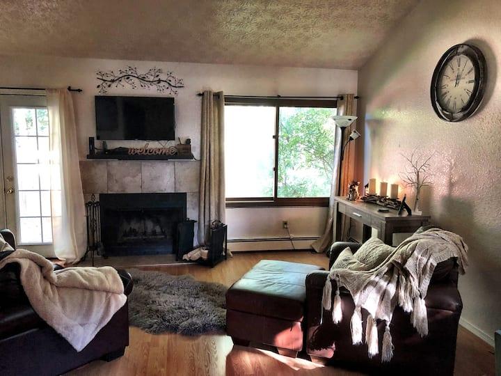 Cozy Home Getaway