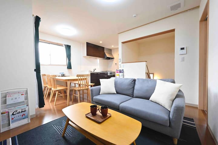 Your new home in Takamatsu awaits you!
