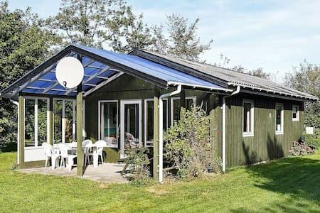 Modern Holiday Home in Thyholm Jutland with Terrace