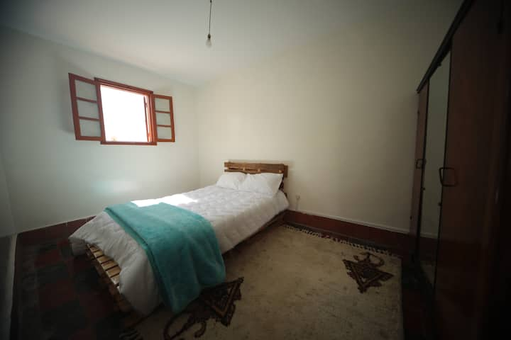Amazigh Room (Double bed) / Anza surfhouse