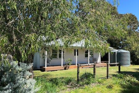 'Pardoo Cottage' farm stay