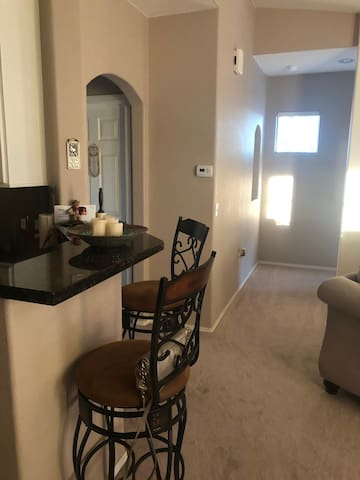 Small place with big amenities