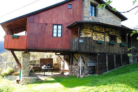 Hermosa casa rural tipo chalet - Villafranca del Bierzo - Dom