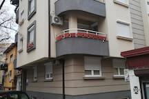 City Park,New Apartment in Bohemian quarter