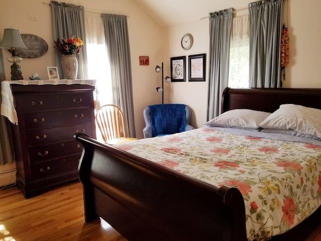 Cozy bnb room. Close to NYC!