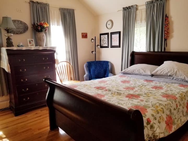 Cozy bnb room. Close to NYC!