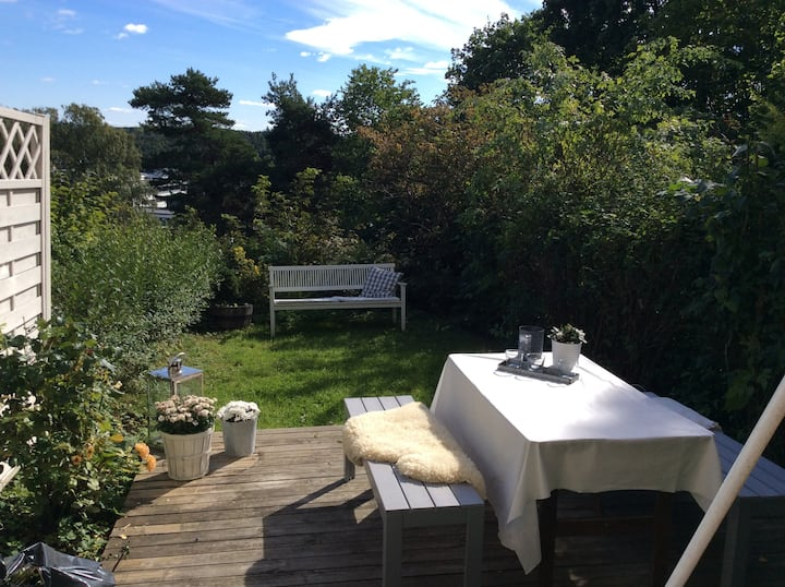 Charming townhouse close to Lysaker