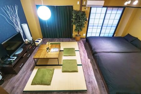 【2day~discount】 Nagoya-st 5min FreWifi &LegoCupon