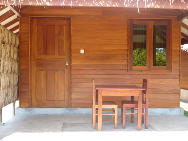 Private wood chalets (cabanas) - Trincomalle  - Cabaña